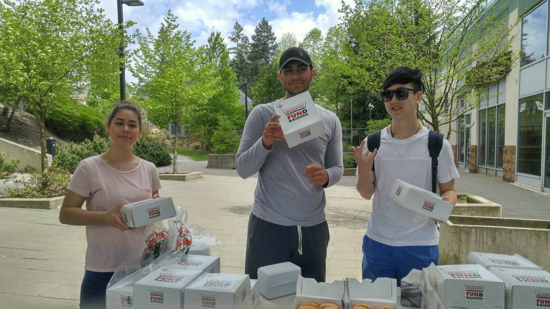 Introducing: Yahya Khalil and The Pollinator Project Coquitlam Branch!