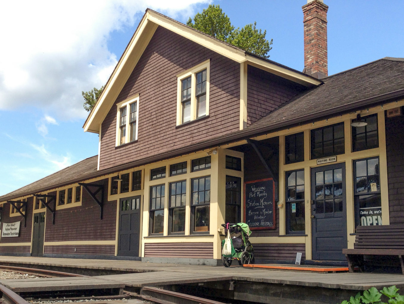Looking Forward to a Bright Future with the Port Moody Station Museum